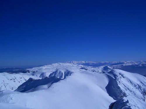 december 2006,final ridge of...