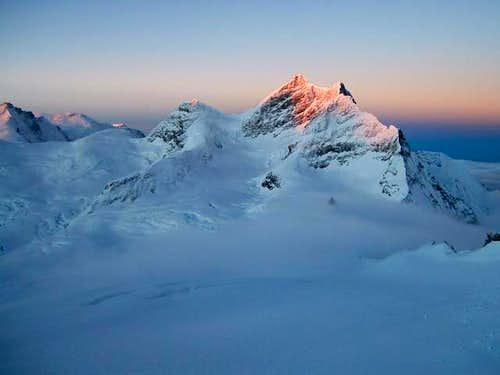 Jungfrau seen from...