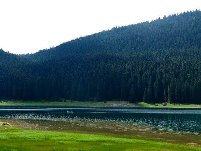 Dinaric Alps, Lakes, A detai...