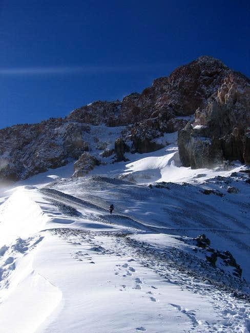 The windy ridge - Jan 2006