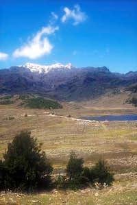 Mucuñuque peak