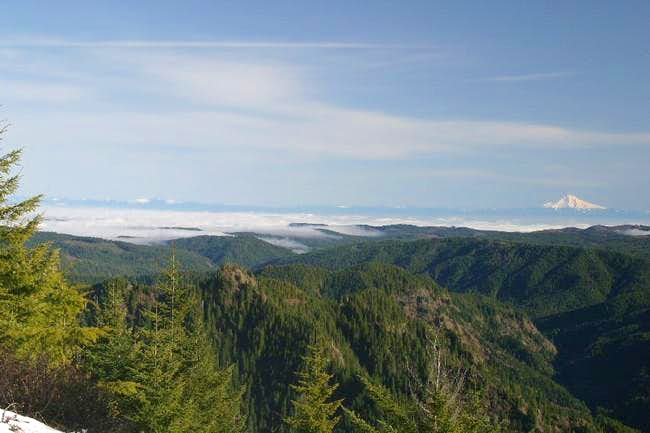 01/23/06 view from summit of...