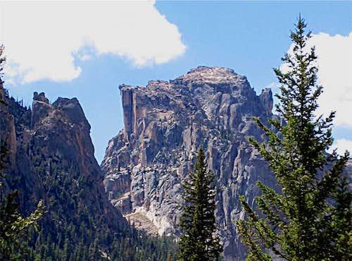 Saddleback Peak from the...