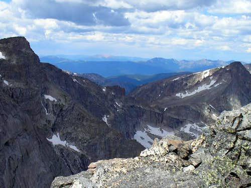 Chiefs Head Peak, Stoneman...