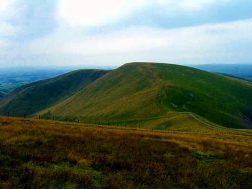 East Mount Lowther seen from...