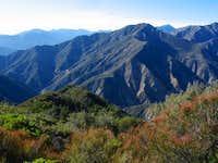 Rattlesnake Peak seen from...