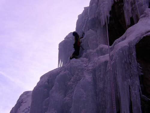 Feb 2006: Ouray Ice Park -...