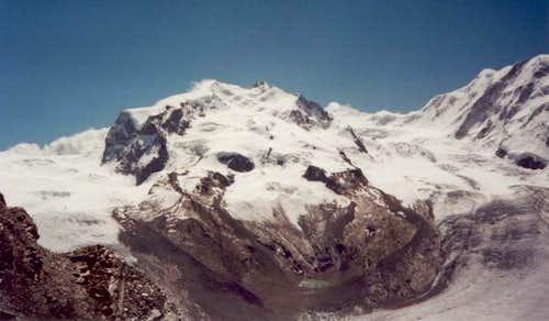 Monte Rosa from Gornergrat...