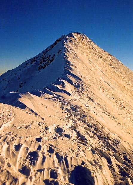 Bystra(2248) - the summit...