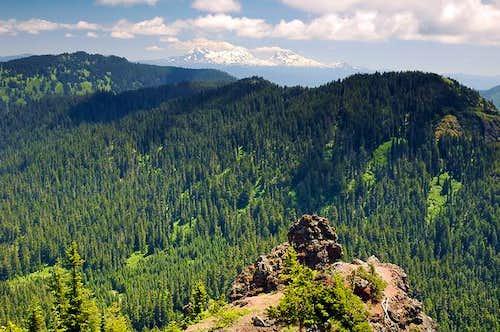 Browder Ridge and Three...
