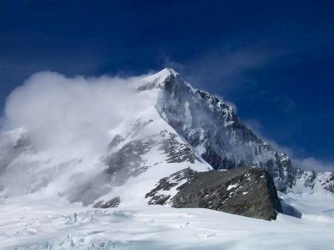 Aspiring's SW Ridge. K Sorensen