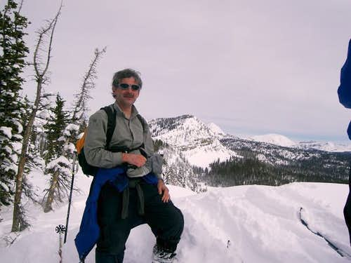 Clolckwise: North summit...