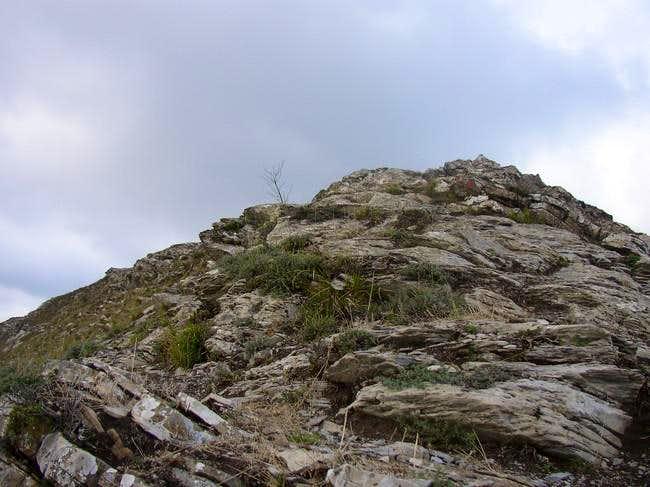 Alpesisa. Last attack at the...