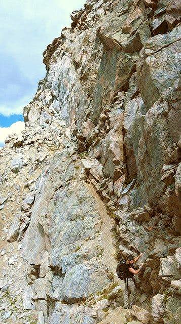 On the Sawtooth Ridge