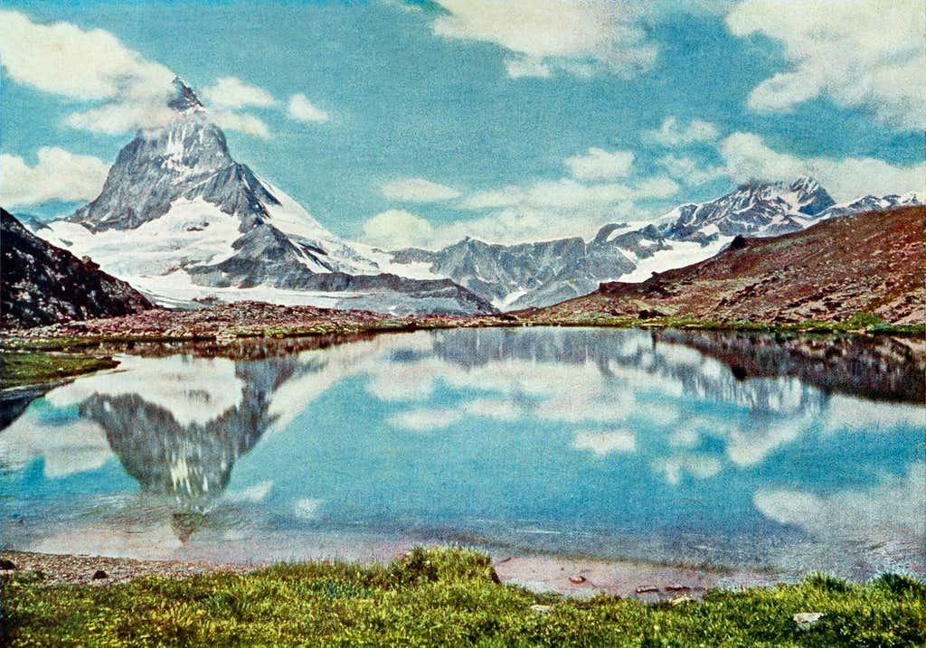 Matterhorn - Dent Blanche