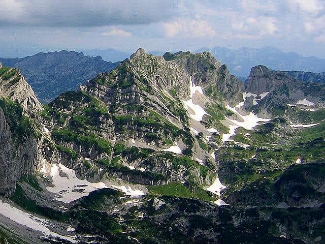 Sareni Pasovi from Planinica