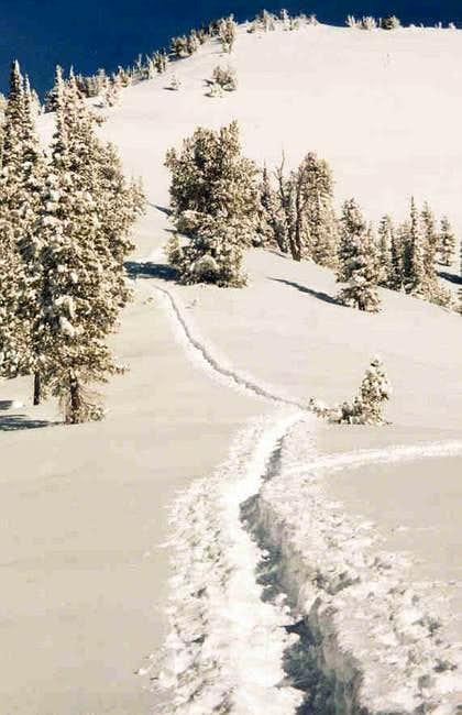 Copper Mountain SW Ridge