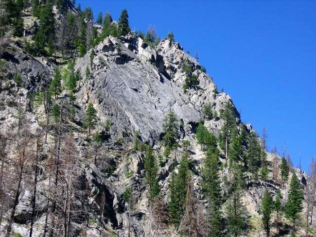 Nearby Canyon Creek Slabs...