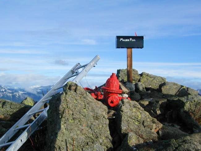 The new summit display - Dec....