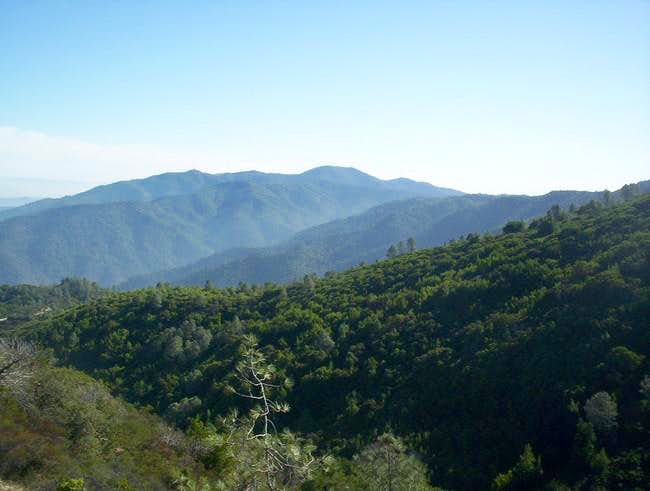 Loma Prieta, from about 5...