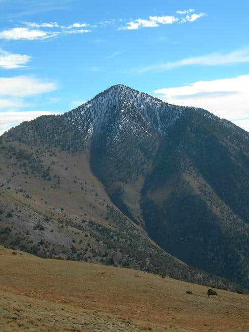 Telescope Peak - 2 November...