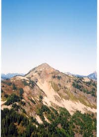 Silver Peak as seen from the...