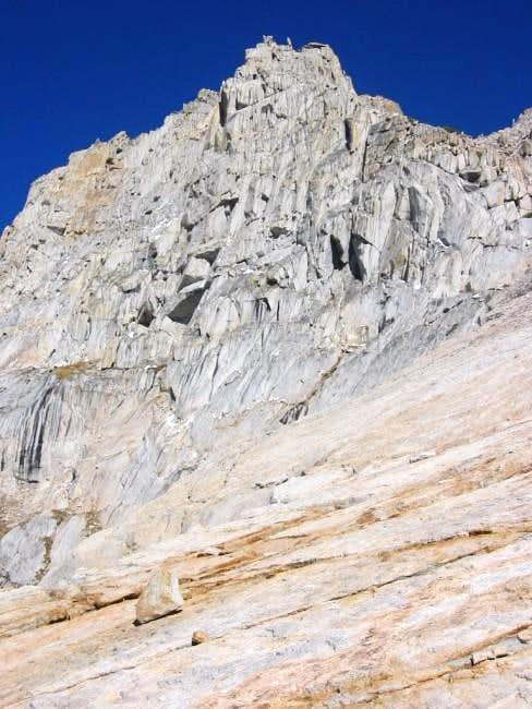 Matterhorn Peak from Burro...