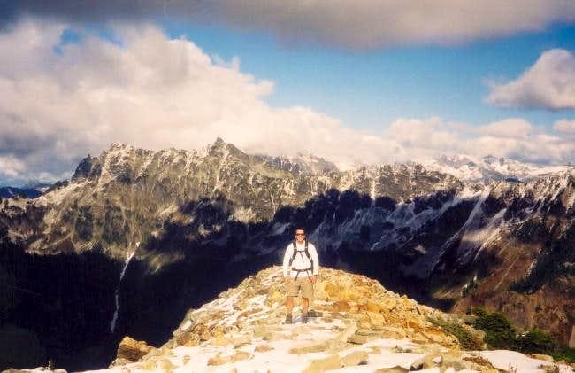 Alta Mountain.