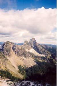 Hibox Mountain from Alta...