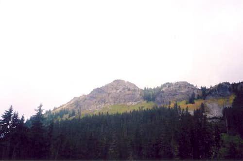 Kendall Peak.