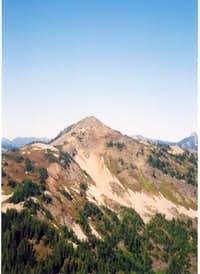 Silver Peak seen from the...