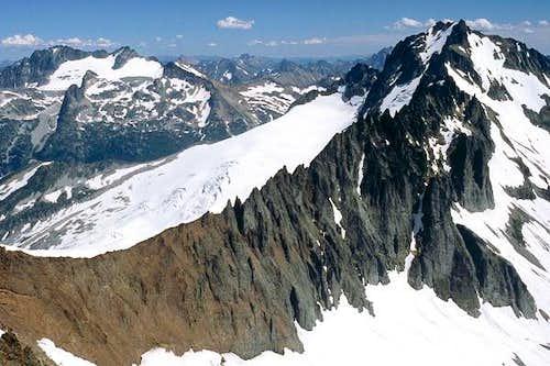 Mt. Logan, Ripsaw Ridge, and...