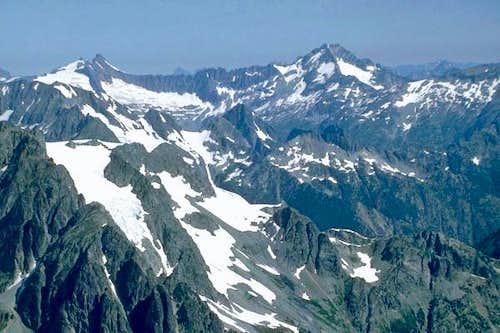 Mt. Buckner is right of...
