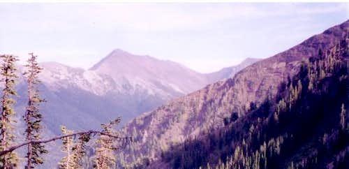 Hurwal Divide is ridge in...