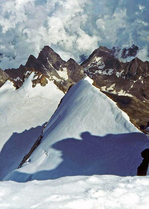 A family ascent on Gran Paradiso in one day