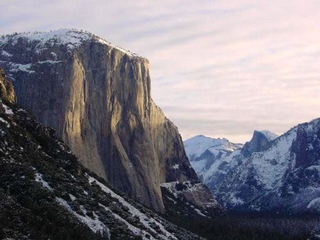 El Capitan's Southwest Face...