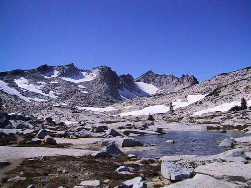 Dragontail Peak from one of...