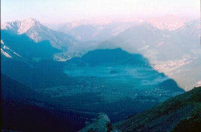 Zugspitze Shadow