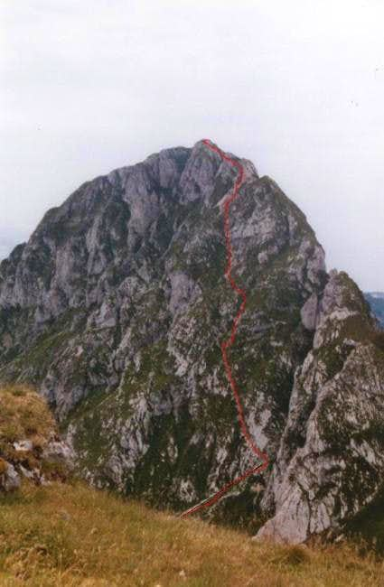 East Ridge (Traverse)