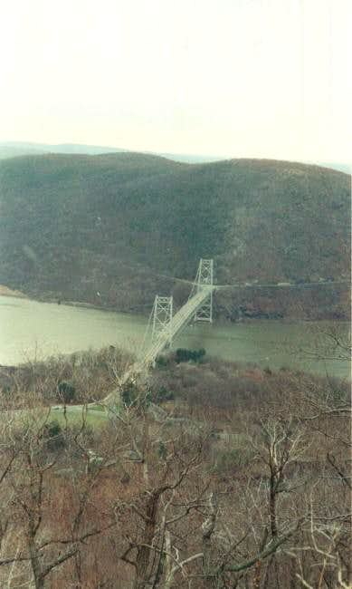 Bear Mountain Bridge From The...