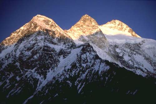 Broad Peak taken from close...