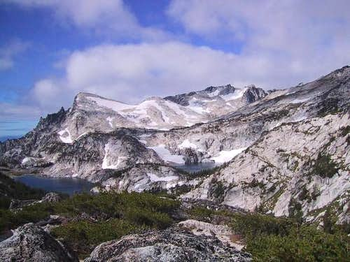 Enchantments : Climbing, Hiking & Mountaineering : SummitPost