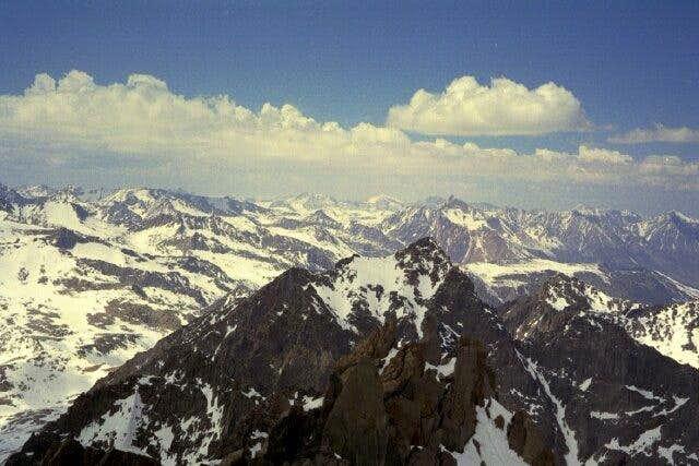 Starlight Peak from the...
