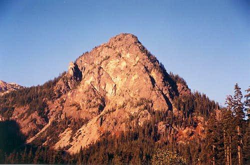 Guye Peak as seen from the...