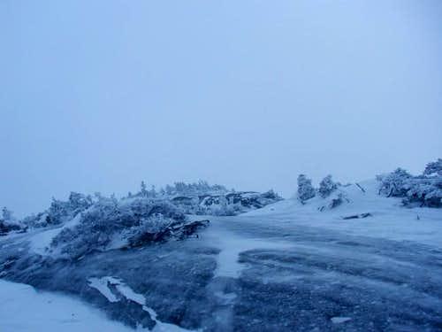 Mount Pierce, January 11, 2003