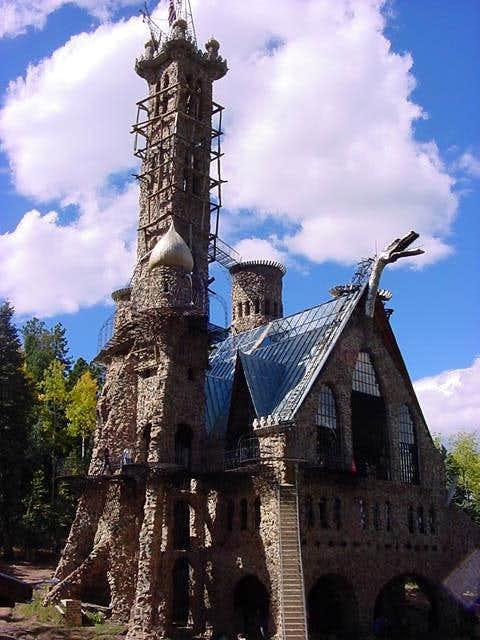 Bishop's Castle. On Hwy 165...