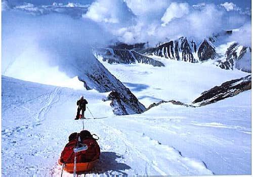 Abouve Windy Corner on Mount...