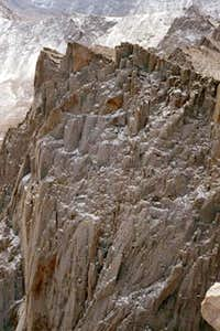 Looking at Keeler Needle from...
