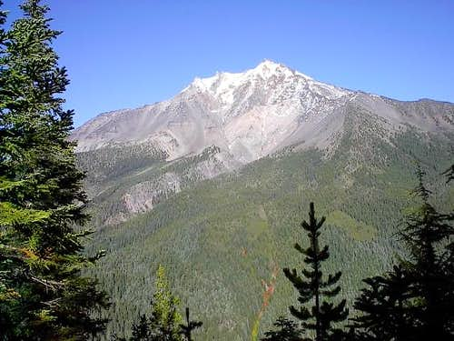 Mt. Jefferson\'s southwest...