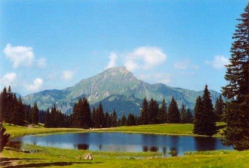 Grange (Mont de)